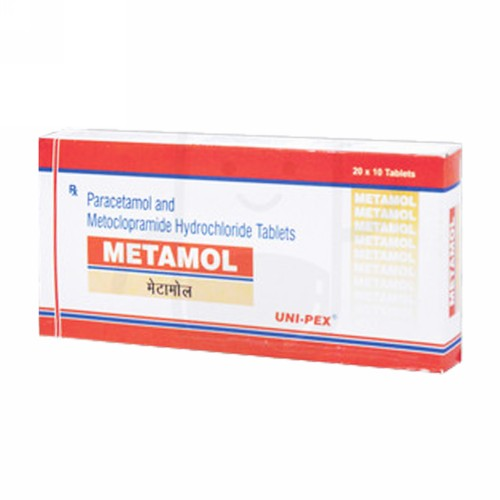 METAMOL BOX 100 KAPLET