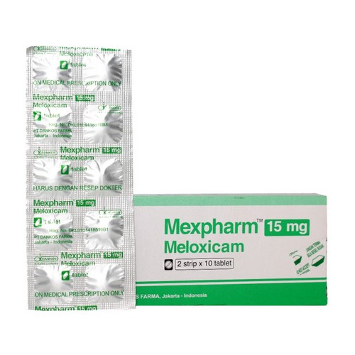 MEXPHARM 15 MG TABLET