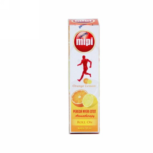 MIPI ROLL ON ART ORANGE LONDON 10 ML