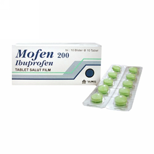 MOFEN STRIP 10 TABLET