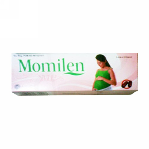 MOMILEN MULTIVITAMIN FOR PREGNANCY STRIP 10 KAPSUL