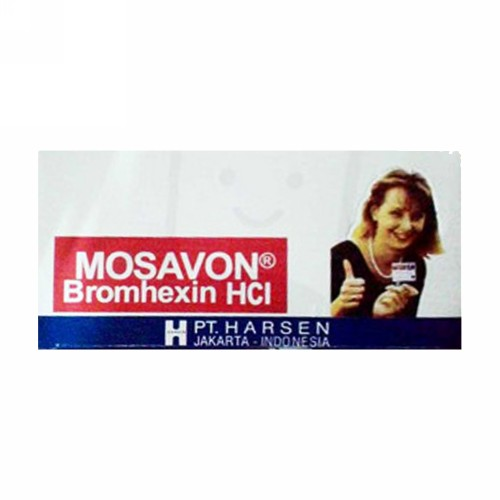 MOSAVON BOX 100 TABLET