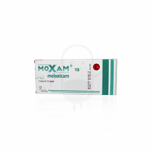MOXAM 15 MG TABLET