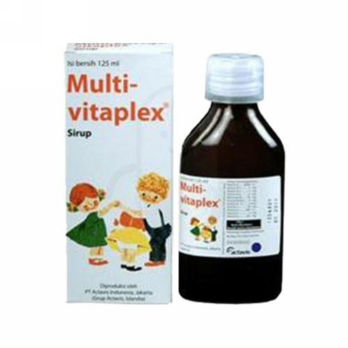 MULTIVITAPLEX SIRUP 125 ML