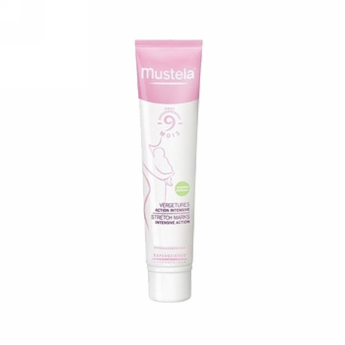 MUSTELA STRETCH MARK INTENSIVE ACTION 75 ML TUBE