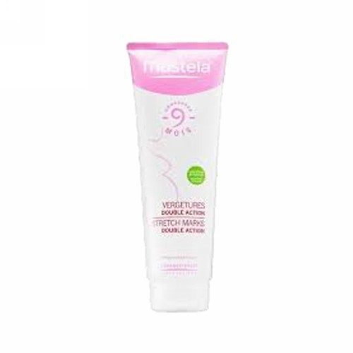 MUSTELA STRETCH MARKS DOUBLE ACTION 150 ML TUBE