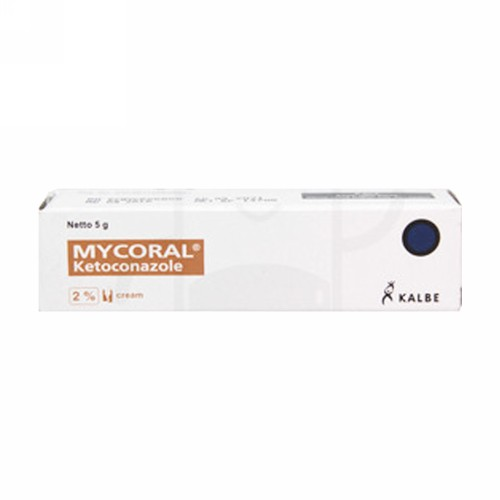 MYCORAL KRIM 15 GRAM