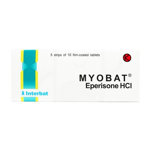 MYOBAT 50 MG TABLET STRIP
