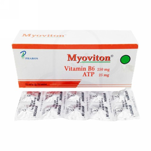 MYOVITON BOX 100 TABLET