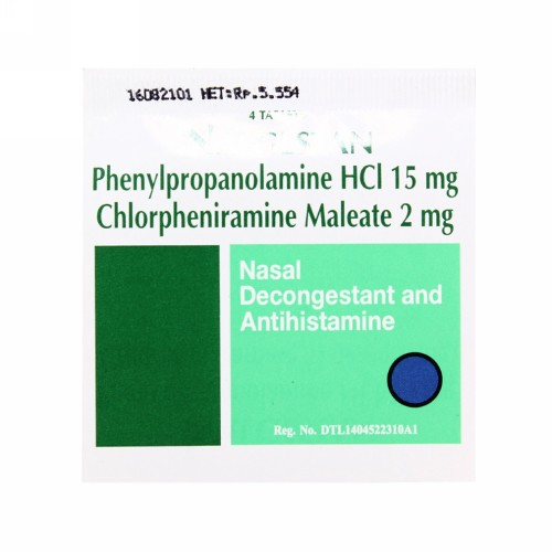 NALGESTAN STRIP 4 TABLET