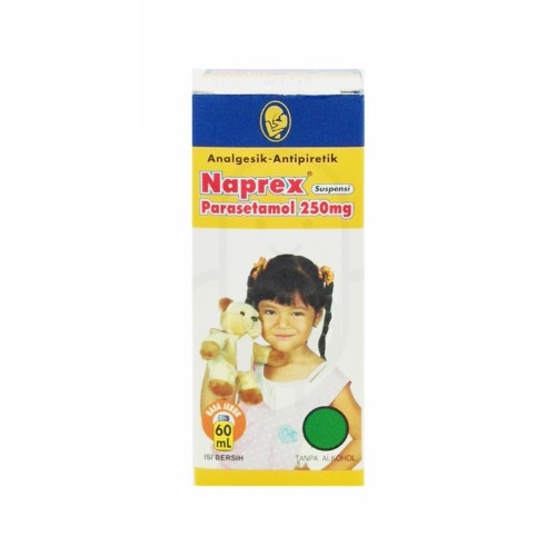 NAPREX SUSPENSI 60 ML