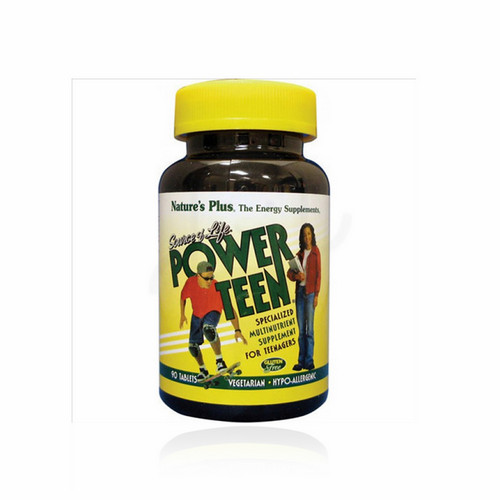 NATURE'S PLUS POWTEEN BOX 90 TABLET