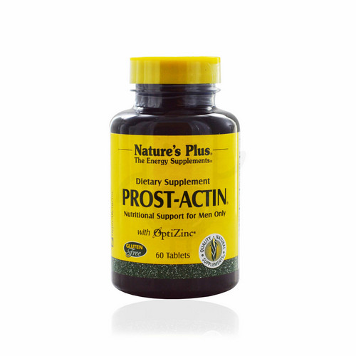 NATURE'S PLUS PROST ACTIN BOX 60 TABLET