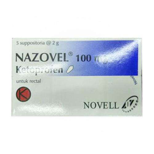 NAZOVEL 100 MG TABLET BOX