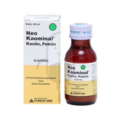 NEO KAOMINAL SUSPENSI 60 ML
