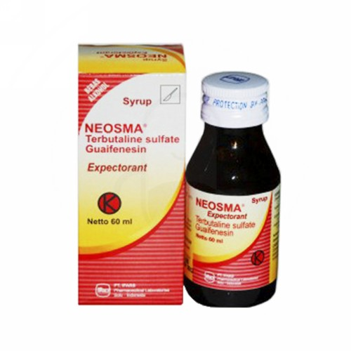 NEOSMA 60 ML SIRUP