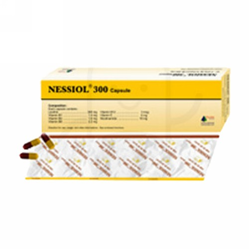 NESSIOL-300 STRIP 10 KAPSUL