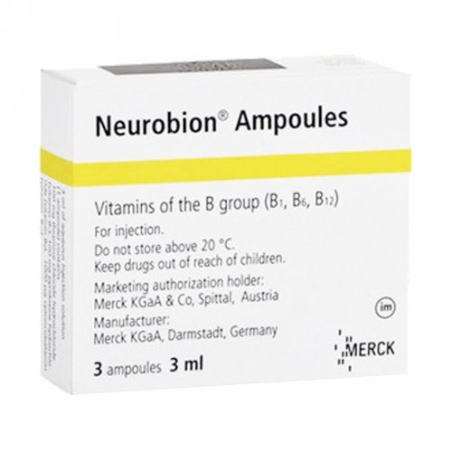 NEUROBORAN 3 ML AMPUL