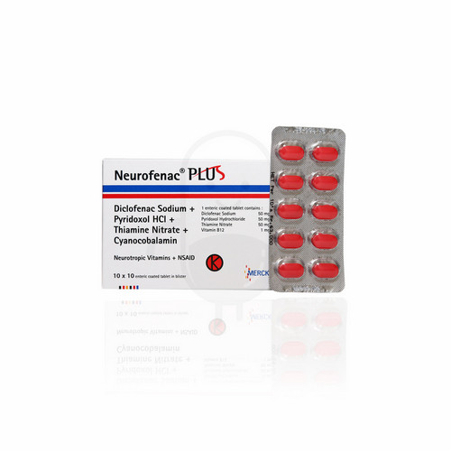 NEUROFENAC PLUS TABLET
