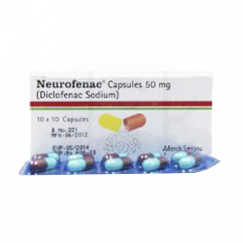 NEUROPENAC 50 MG TABLET
