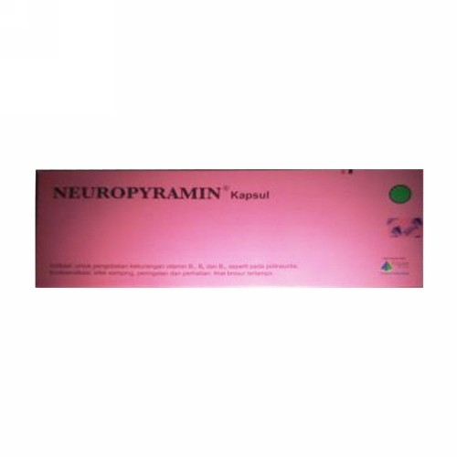 NEUROPYRAMIN STRIP 10 TABLET