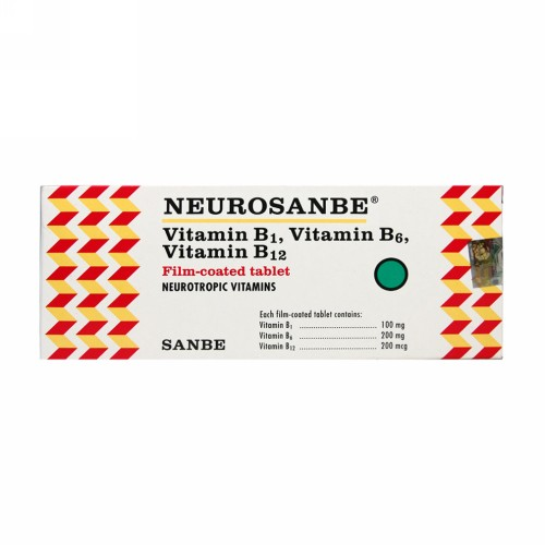 NEUROSANBE BOX 100 TABLET