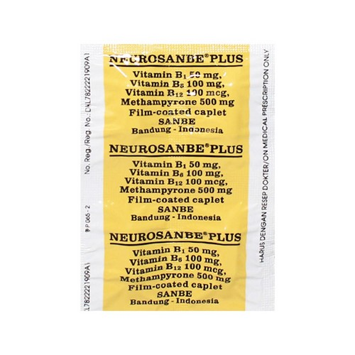 NEUROSANBE PLUS KAPLET BOX