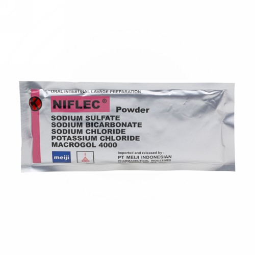 NIFLEC POWDERS SACHET BOX