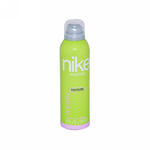 NIKE WOMEN CASUAL EAU DE TOILETTE DEODORANT SPRAY 200 ML