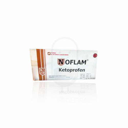 NOFLAM 100 MG TABLET