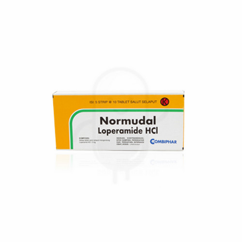 NORMUDAL 2 MG BOX 50 TABLET