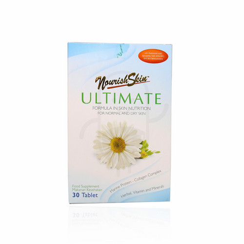 NOURISH SKIN ULTIMATE BOX 30 KAPSUL