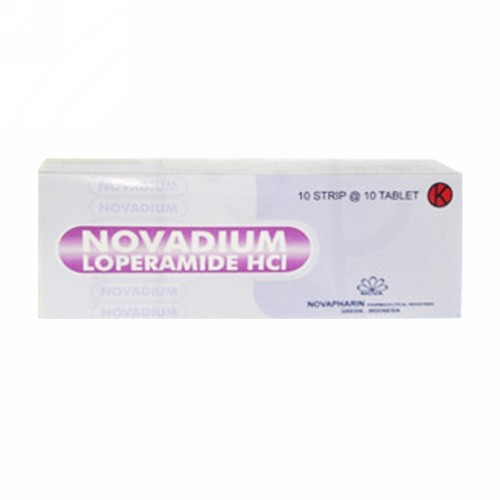 NOVADIUM 2 MG TABLET STRIP