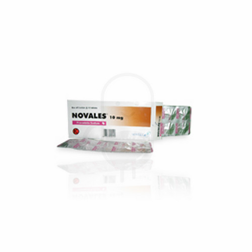 NOVALES 10 MG TABLET