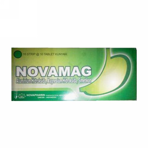 NOVAMAG BOX 100 TABLET