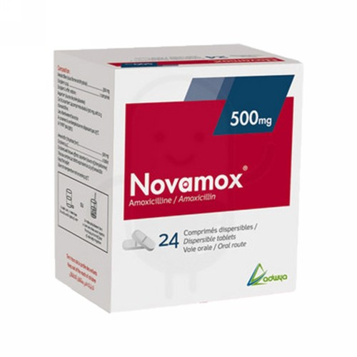 NOVAMOX 500 MG KAPLET STRIP
