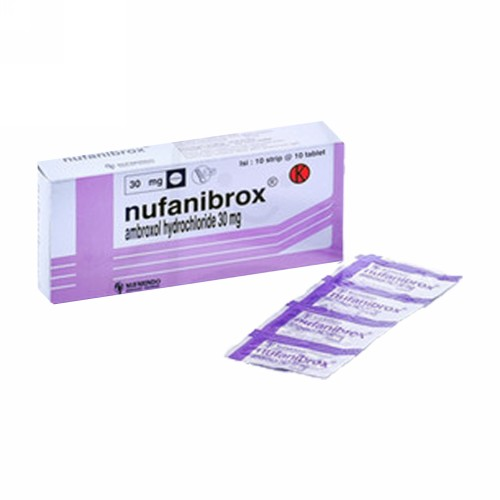 NUFANIBROX 30 MG TABLET STRIP