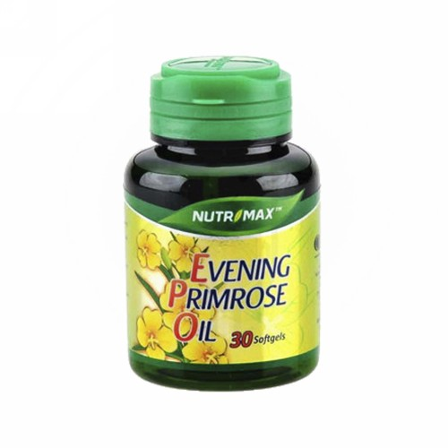 NUTRIMAX EVENING PRIMROSE OIL BOX 30 KAPSUL
