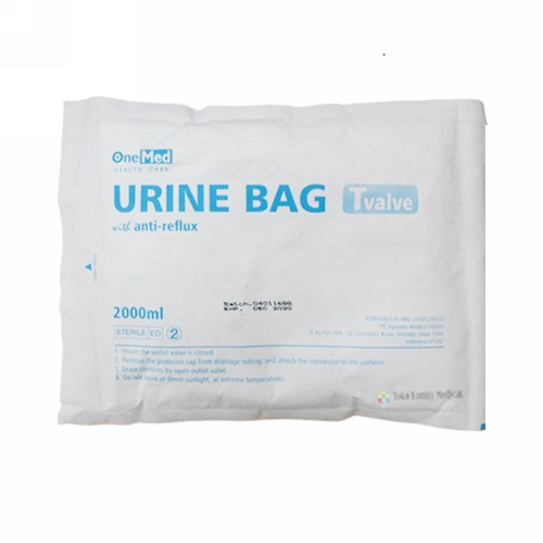 ONE MED URINE BAG