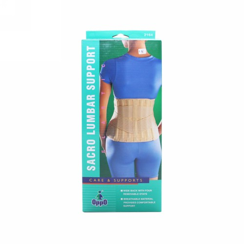 OPPO SACRO LUMBAR SUPPORT 2164 SIZE S