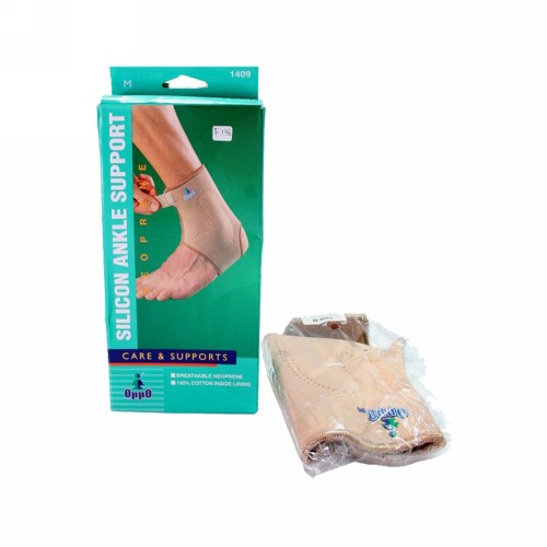 OPPO SILICONE ANKLE SUPPORT 1409 SIZE M