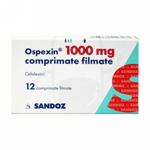 OSPEXIN 1000 MG KAPSUL STRIP
