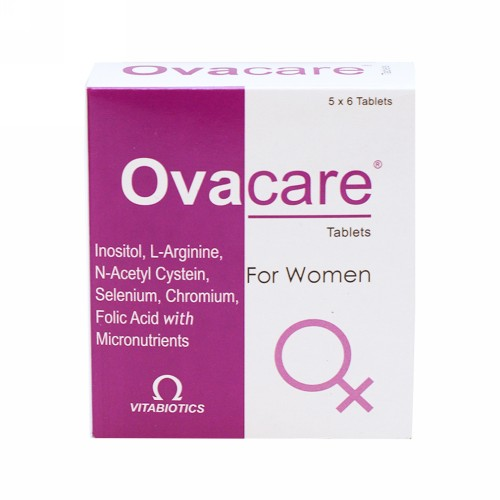 OVACARE STRIP 6 TABLET
