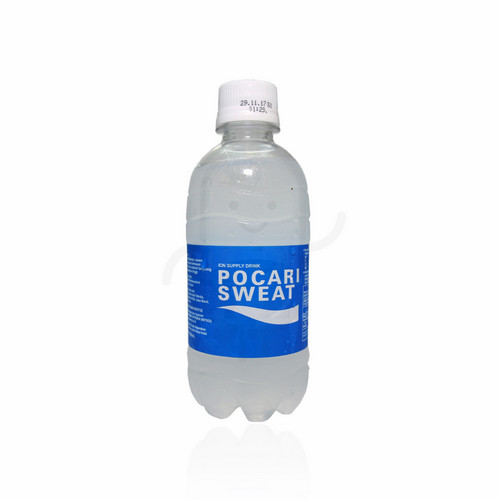 POCARI SWEAT LARUTAN 350 ML BOTOL
