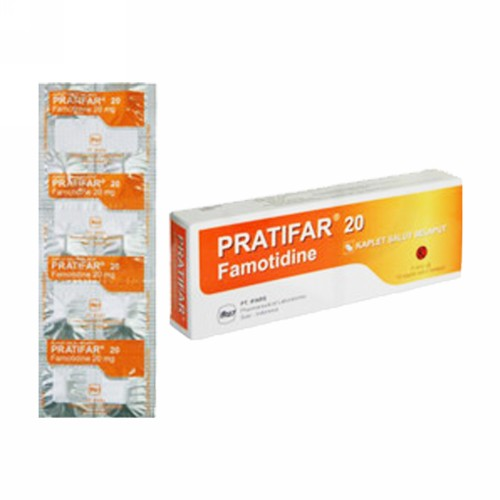 PRATIFAR 20 MG KAPLET BOX