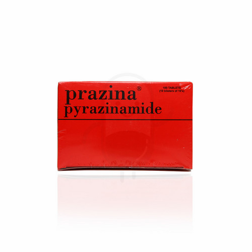 PRAZINA 500 MG TABLET BOX