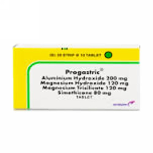 PROGASTRIC STRIP 10 TABLET