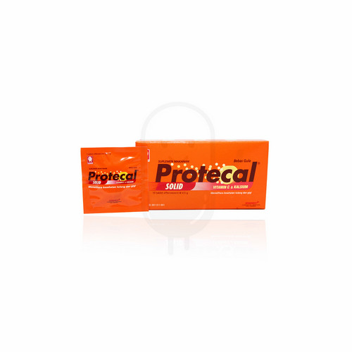 PROTECAL SOLID BOX 10 TABLET EFFERVESCENT