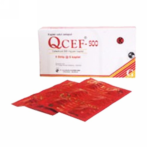 Q CEF 500 MG KAPSUL BOX