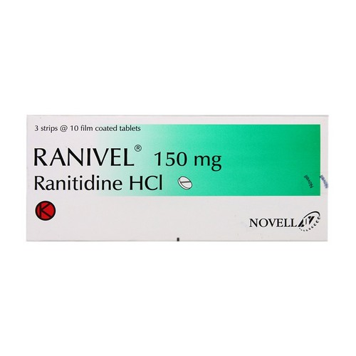 RANIVELL 150 MG TABLET